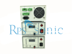 30Khz Min Tamanho Digital Ultrasonic Power Supply para Ultrasonic Selagem