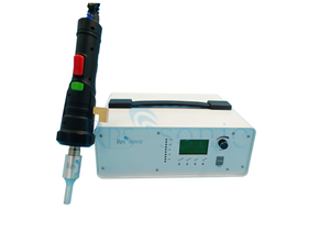 High Power ultra-equipamento de soldadura local com Switchable Probe